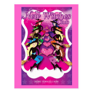 The New Witches Club Post Card
