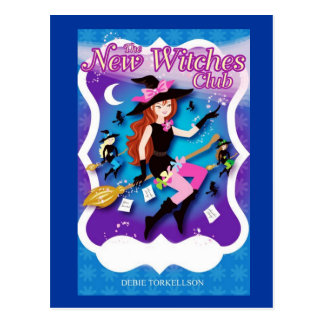 The New Witches Club Postcards
