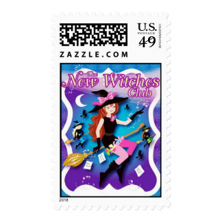 The New Witches Club Stamp