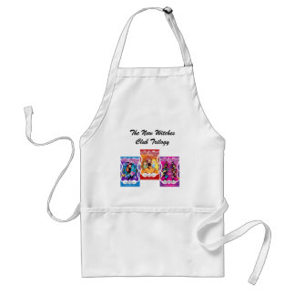 The New Witches Club Trilogy apron