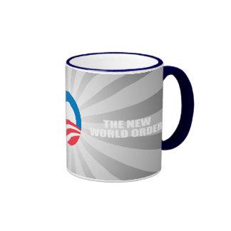 THE NEW WORLD ORDER COFFEE MUGS