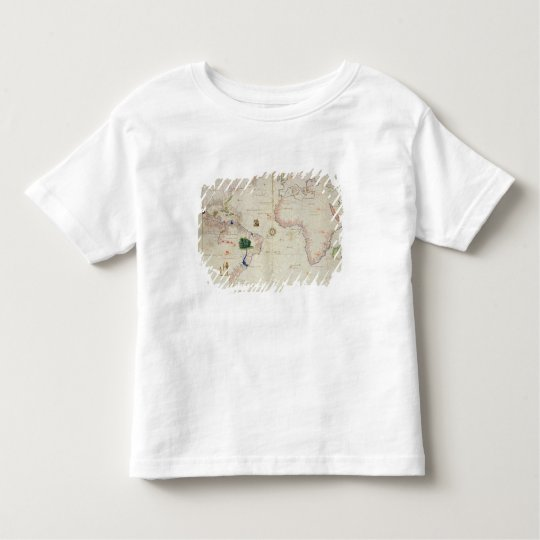 The New World Toddler T-shirt