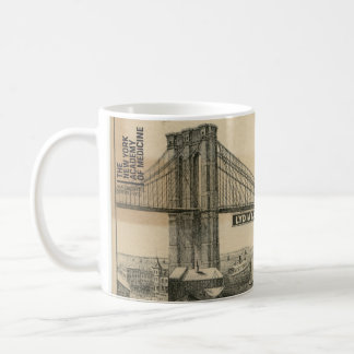 The New York Academy of Medicine - Brooklyn Bridge Coffee Mug