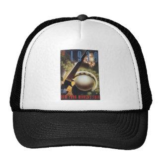 The New York World's Fair 1939 Trucker Hat
