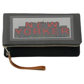 The New Yorker Clutch
