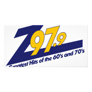 The New Z979 Logo Picture Card
