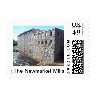 The Newmarket Mills Stamp