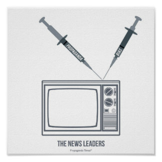 The News Leaders. Poster
