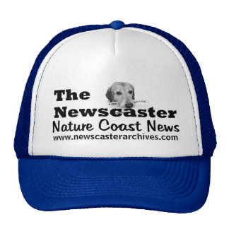 The Newscaster Trucker Hat