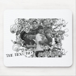 The Next Day Mousepad