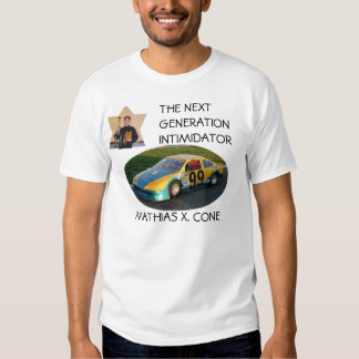 THE NEXT GENERATION INTIMIDATOR T SHIRT