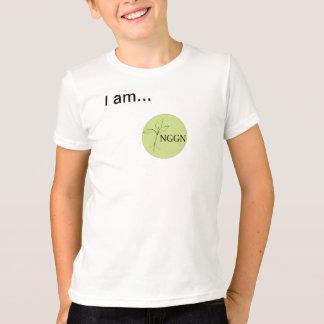 """The NextGen Genealogy Network Toddler """"I Am"""" T T-Shirt"""
