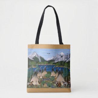 The Nez Perce Bag