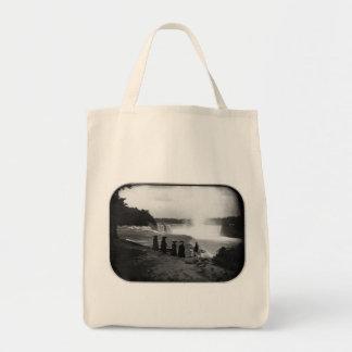 The Niagara Falls ~ 1853 Tote Bag
