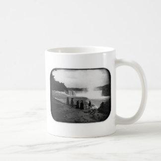The Niagara Falls ~ 1853 Mugs