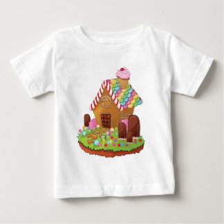 The Nibbled house Baby T-Shirt
