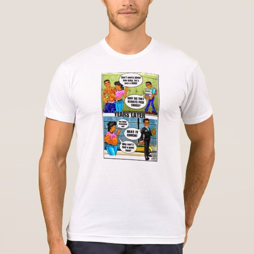 The Nice Guy T Shirt Zazzle
