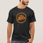 'The Nice Price' 80's Vinyl And Cassette Sticker T-Shirt