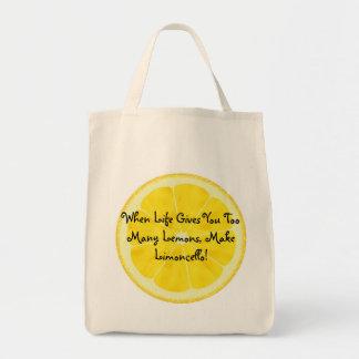 The Nicole Organic Market Bag