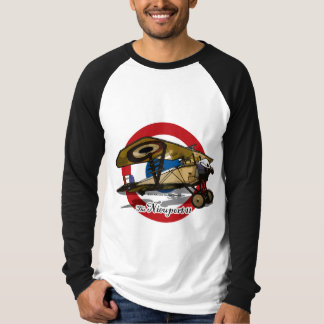 The Nieuport 11 T-Shirt