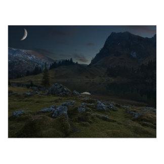 The Night Awakes Tarjetas Postales