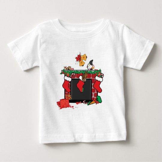 THE NIGHT BEFORE BUNMAS BABY T-Shirt
