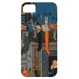 The Night Before Christmas by Denlow 1903 colou iPhone 5 Cover