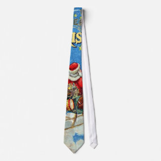 The Night Before Christmas Neck Tie