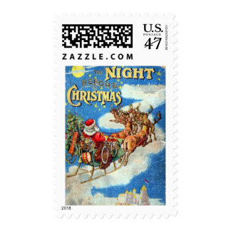 The Night Before Christmas Postage
