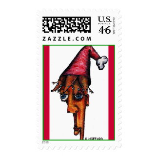 The Night Before Christmas Stamps