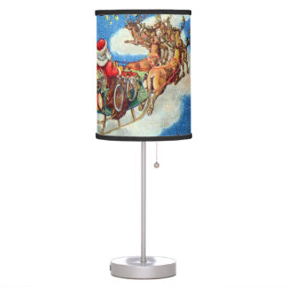 The Night Before Christmas Table Lamp