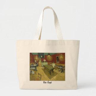 The Night Café Jumbo Tote Bag