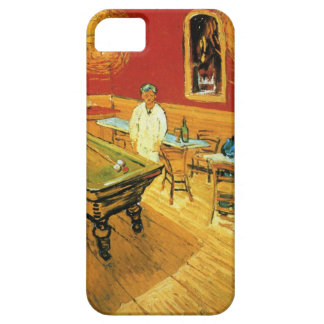 The Night Cafe by Vincent Van Gogh iPhone 5 Cases