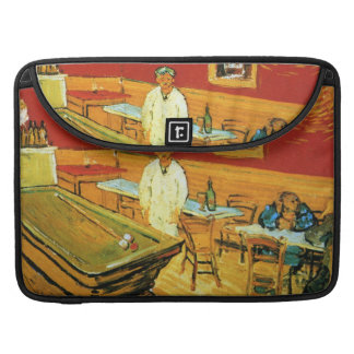 The Night Cafe by Vincent Van Gogh Sleeves For MacBooks
