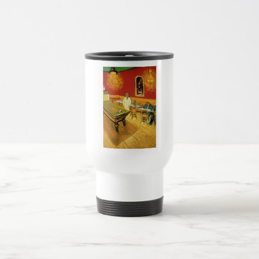 The Night Cafe by Vincent Van Gogh Mugs