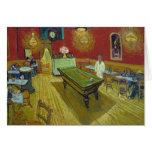 The Night Cafe - Van Gogh Card