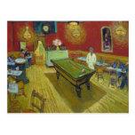 The Night Cafe - Van Gogh Post Card