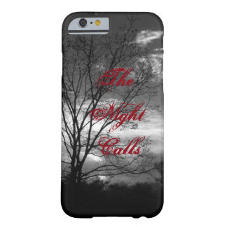 The Night Calls Barely There iPhone 6 Case