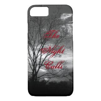 The Night Calls iPhone 7 Case