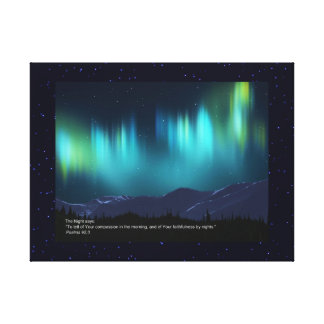 The Night Canvas Prints