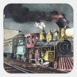 The Night Express: The Start Sticker