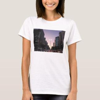 The Night In The Paulista Avenue - Sao Paulo T-Shirt