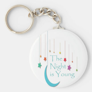 The-Night-is-Young Keychain