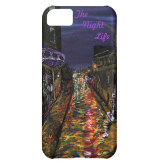 The Night Life iPhone 5C Covers
