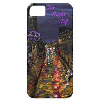 The Night Life iPhone 5 Cases