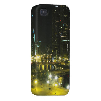 The Night Life Cover For iPhone 4