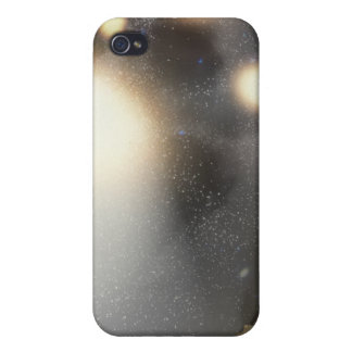 The night sky as seen from a hypothetical plane iPhone 4 case