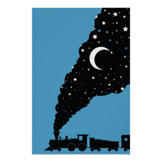 the Night Train Poster