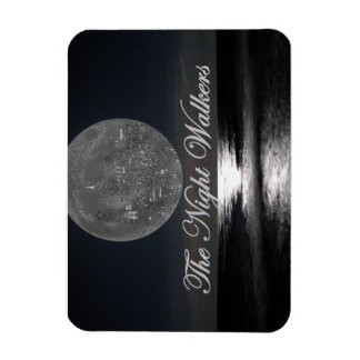The Night Walkers Magnet