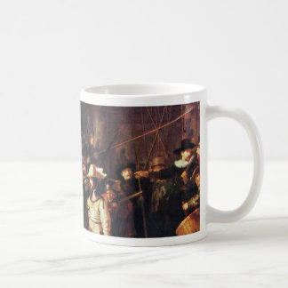 The Night Watch By Rembrandt Harmensz. Van Rijn Coffee Mug